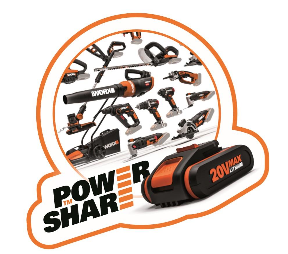 Система Power Share